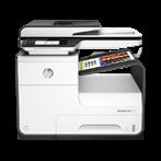 Printer HP PageWide Pro MFP 477dw