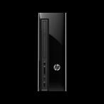PC HP Slimline 270-p020l CPU: i7-7700 dengan H270 chipset. Monitor: Bundle Monitor 22kd (21.5'). RAM: 8GB DDR4. HDD: 1TB