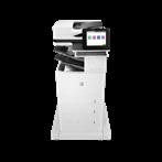 Printer LaserJet HP Enterprise Flow MFP M633z