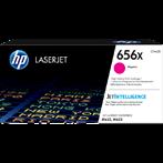 TONER PRINTER HP 656X Magenta Contract LaserJet Toner Cartridge