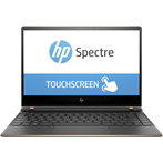 Laptop / Notebook HP Spectre 13-af518TU RAM 16GB HDD 512GB SSD Win10 Home SL 13.3