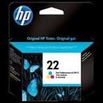 Tinta Printer HP Ink Cartridge C9352AA (22) Color