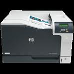Printer LaserJet Color HP Pro CP5225