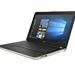 Hp Laptop 14 - Bw503au - Emas - Win10 - A6-9220 2.50Ghz - 4Gb - 500 Gb