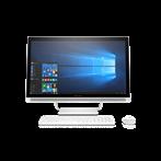 PC HP Pavilion 24-r011d CPU: i7-7700T dengan H170 chipset. Monitor: 23.8''. RAM: 4GB DDR4. HDD: 1TB