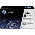Toner Cartridge HP Original  LaserJet 24A - Q2624A - Hitam