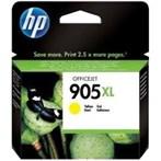 Tinta Printer HP 905XL Yellow Original Ink Cartridge T6M13AA