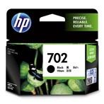 CATRIDGE PRINTER HP 702 Black Ink Cartridge