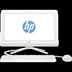PC HP 20-c301l CPU: i3-7100U dengan Integrated with Processor chipset. Monitor: 19.5''. RAM: 4GB DDR4. HDD: 500GB