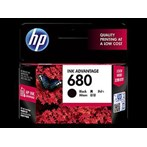 HP Original Ink Cartridge 680 - F6V27AA - Regular - Hitam