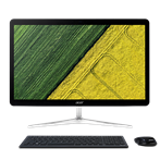 Komputer Desktop Acer AIO Aspire U27-880 (i7-7500U, 8GB, 1TB, Win10, 27in)