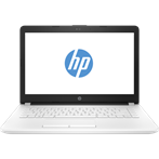 Laptop HP 14-bs710TU Celeron-N3060 RAM 4GB HDD 500GB Win10 14.0