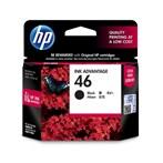 CATRIDGE PRINTER HP 46 Black Ink Cartridge