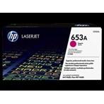 Toner Printer Cartridge HP Original LaserJet 653A - CF323A - Magenta