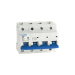 Miniature Circuit Breaker (MCB) eB/4P 4,5 Current (A)1,2,4,6,10,16,20,25,32,40,50,63