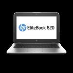 Laptop / Notebook HP EliteBook 820 G4  Intel Core i5-7200U, Intel HD Graphics , 8GB DDR4 Memory 1PM83PA#AR6