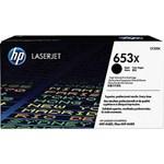 Toner Printer Cartridge HP Original High Yield LaserJet 653X - CF320X - Hitam