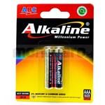 ABC Battery Alkaline AAA (LR03) bp2