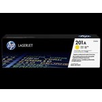 Toner Cartridge  HP Original LaserJet 201A - CF402A - Kuning