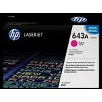 Toner Printer Cartridge HP Original LaserJet 643A - Q5953A - Magenta