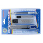 Utility cutter set