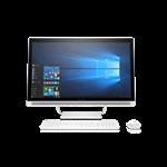PC HP Pavilion 24-b215d CPU: I5-7400T dengan H170 chipset. Monitor: 23.8''. RAM: 4GB DDR4. HDD: 1TB