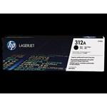 Toner Cartridge LaserJet HP Original  312A - CF380A - Hitam