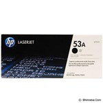 Toner printer  Cartridge HP Laserjet Q7553A - Hitam