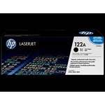 Toner Cartridge HP Original LaserJet 122A - Q3960A - Hitam