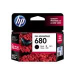 Tinta Printer HP 680 Black Ink Cartridge