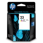 Tinta Printer HP Ink Crtg 23D Large Color NAM