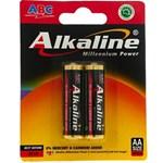 Baterai ABC Battery Alkaline AA (LR06) bp2