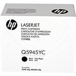 Toner printer cartridge HP Business Black Optimized Contract Original LaserJet Q5945YC  Black