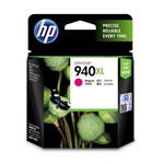 Tinta Printer HP 940XL Magenta Officejet Ink Cartridge