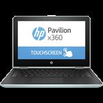 Laptop HP Pavilion x360 Convertible 11-ad034TU RAM 4GB HDD 500GB Win10 Home SL 11.6