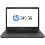 Laptop HP 240 G6 14-Inch HD Display, Intel Core i5-7200U,Intel HD 520 Graphics, 4GB DDR4 Memory, 500 GB HDD 2DF47PA#AR6