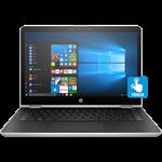 Laptop HP Pavilion x360 Convertible 14-ba164TX RAM 8GB HDD: 1TB + 128GB SSD Win10 Home SL 14.0