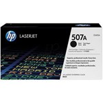 Toner printer Cartridge HP Original LaserJet 507A - CE400A - Hitam