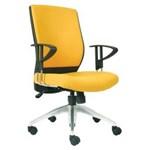 Chairman Modern Chair Kursi Kantor MC 2201 A - Kuning - Inden 14-30 Hari