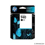Tinta Printer HP 940 Black Ink Cartridge C4902AA
