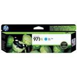 Tinta HP Ink Cartridge CN626AA 971- XL- Cyan