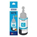 Tinta Refil Printer Epson Cyan T6732
