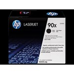 Toner Printer Cartridge HP Original High Yield  LaserJet 90X - CE390X - Hitam