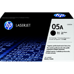 TONER PRINTER HP CE505AC Black Contract LaserJet Toner Cartridge