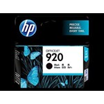 Tinta Printer HP Original Ink Cartridge 920 - CD971AA - Hitam