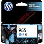 Tinta Printer HP 955 Cyan Original Ink Cartridge L0S51AA