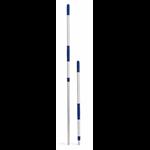 Telescopic aluminium handle 97-184 cm
