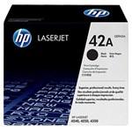 Toner Printer Cartridge HP Original LaserJet 42A - Q5942A - Hitam