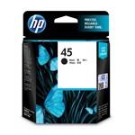 Tinta Printer HP 45A Black Ink Cartridge