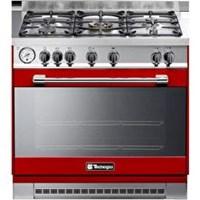 Kompor Free Standing - Red Silver Tecnogas PG1R96G5VC